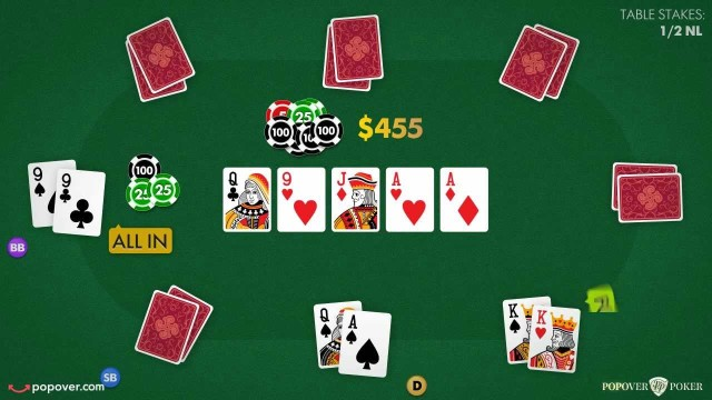 texas holdem poker tricks